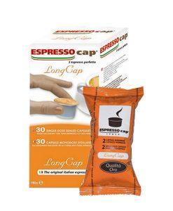 קפסולות לונג קאפ espressocap