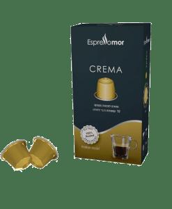 מור קרמה לנספרסו- Nespresso