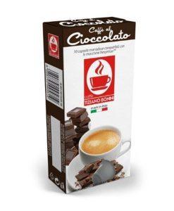 קפסולות לנספרסו בוניני שוקולד - Nespresso