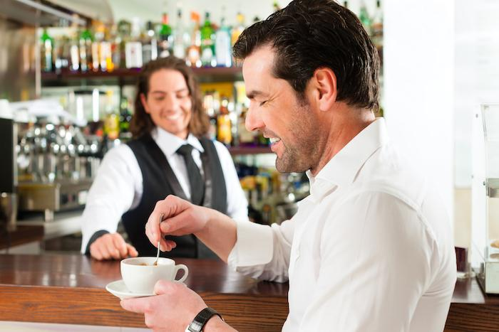 בריסטה מומחה קפה