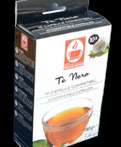 קפסולות תה שחור לנספרסו- Nespresso