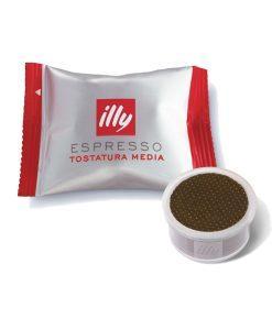 קפסולה אילי Illy Tostatura Media תואם לוואצה