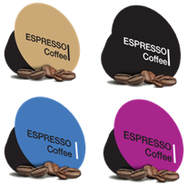 מארז טעימות אספרסו מור קפסולות לנספרסו- Nespresso