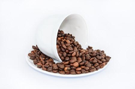 קפה והורדה במשקל