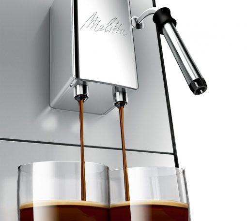 מכונת קפה מליטה סולו - Melitta Solo Milk Silver