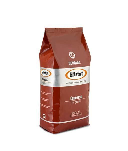 Bristot_vending_Coffee פולי קפה
