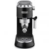 מכונת קפה דה לונגי דדיקה שחורה