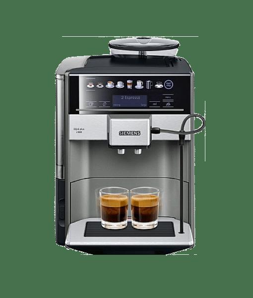 פנטסטי מכונת קפה סימנס Siemens EQ 6 Plus series TE655203RW - Minuto AQ-83