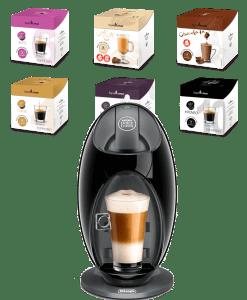 מכונת ג'וביה דולצ'ה גוסטו - Nescafe Dolce Gusto Jovia Black