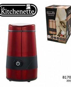 מטחנת קפה ותבלינים קיטצ'נט - La Kitchenette אדומה