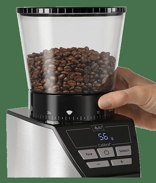 מטחנת קפה מליטה קליברה - Melitta Calibra