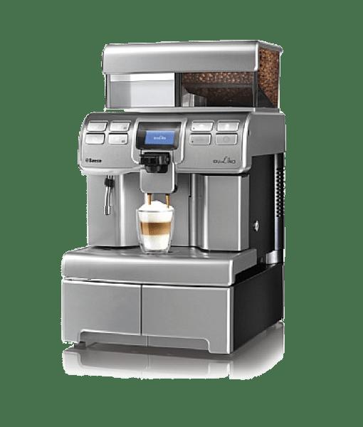 מכונת אספרסו AULIKA TOP HIGH SPEED - הדור החדש