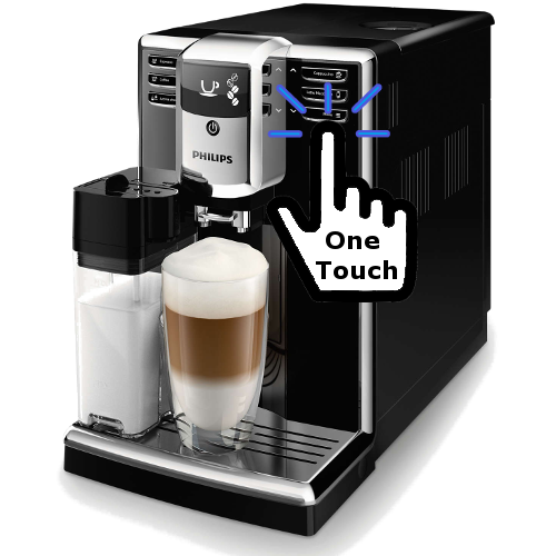 מכונת קפה פיליפס סופר אוטומטית - Philips Super Automatic EP5360/10