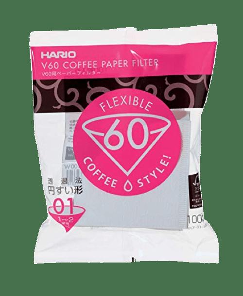 נייר הריו לקפה פילטר Hario
