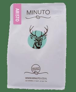 פולי קפה טרי ספשלטי קפה מינוטו אריסטו