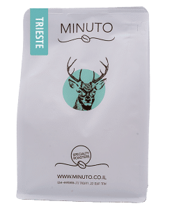 פולי קפה טרי ספשלטי קפה מינוטו טריאסט Specialty Coffee