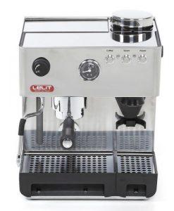 מכונת קפה ידנית ללית + מטחנה Lelit Anita - PL042EM