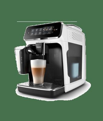 מכונת קפה פיליפס אומניה לבנה לאטה-גו PHILIPS Omnia Lattego EP3243/50