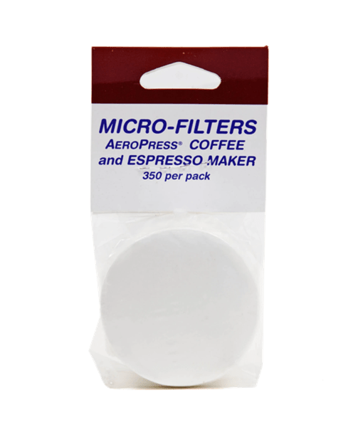 ניירות פילטר לאיירופרס - aeropress Filter