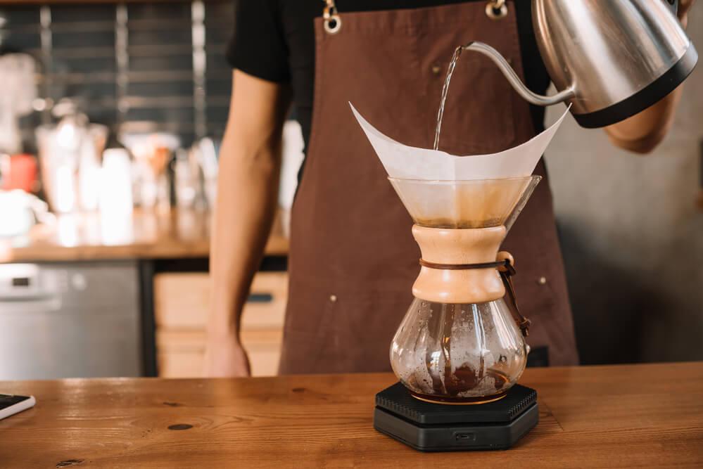 חליטת הקפה המושלמת