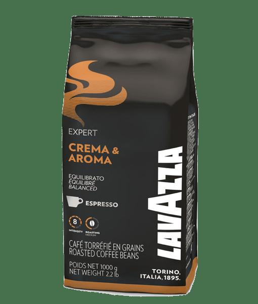 """1 ק""""ג קפה לוואצה lavazza expert Crema & Aroma"""