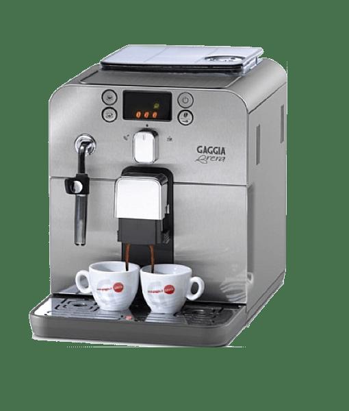 מכונת קפה גאגיה בררה - Gaggia Brera Silver