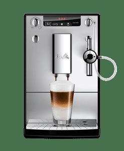 מכונת קפה מליטה סולו - Melitta Solo & Perfect Milk Silver