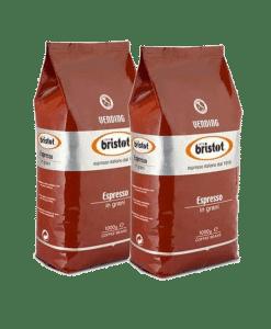 פולי קפה איטלקי אספרסו Bristot Espresso