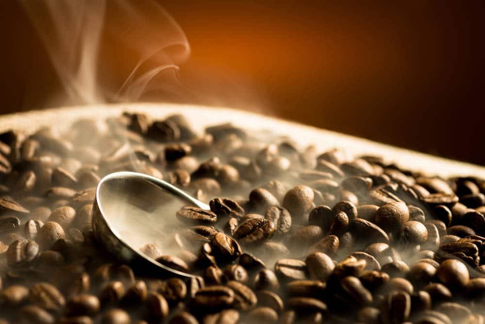 קליית קפה בבית