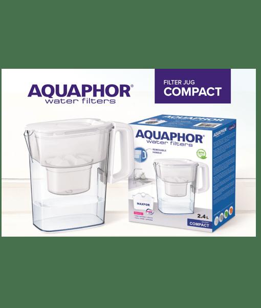קנקן Aquaphor דגם Compact לשיפור המים