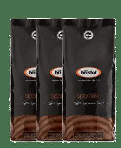 תערובת קפה 3 ק״ג ספיישל של Bristot בריסטוט