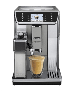 מכונת אספרסו Delonghi PrimaDonna Elite ECAM650.55.MS