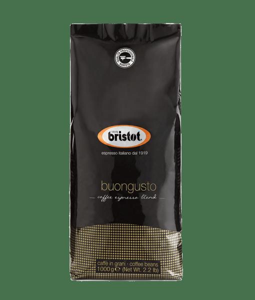 1 ק״ג פולי קפה בון גוסטו של Bristot בריסטוט