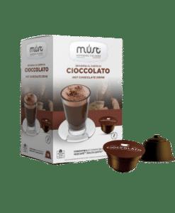 קפסולות Must Gusto cioccolato - שוקו לדולצ'ה גוסטו