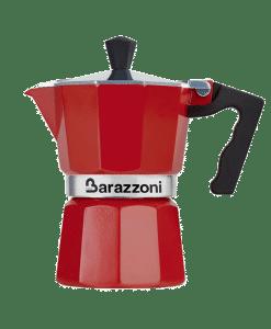 מקינטה 3 כוסות צבע אדום - Barazzoni Colorata