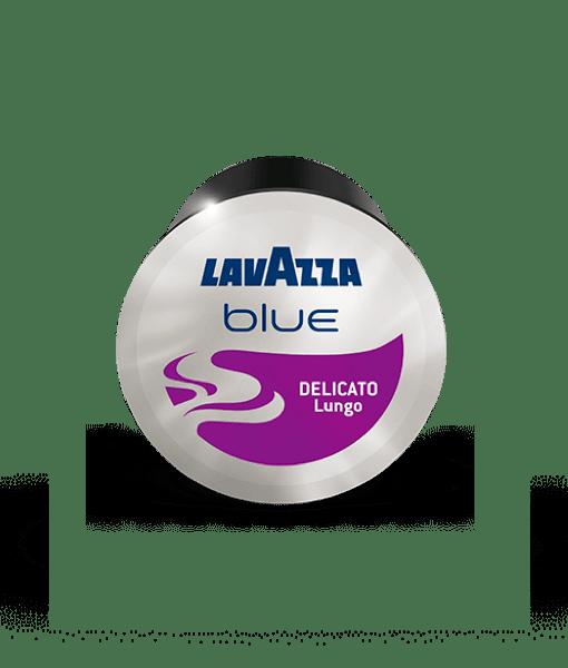 100 קפסולות לאווצה בלו דליקטו לונגו- LavAzza Blue Delicato Lungo