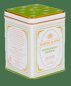 תה מנטה(נענע) Peppermint Herbal HARNEY & SONS